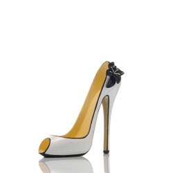 Porte bouteille Chaussure Blac White