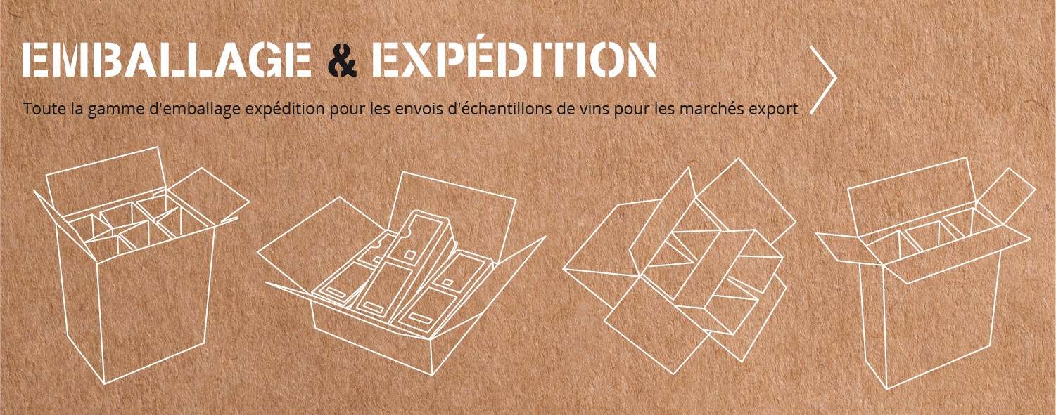 EMBALLAGES ET EXPEDITIONS