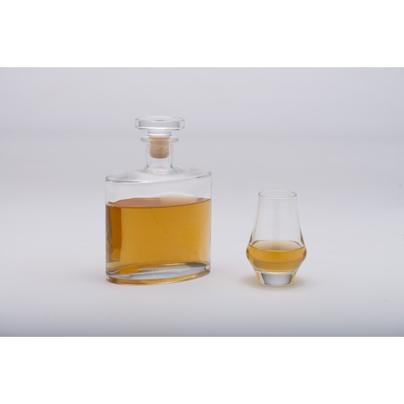 carafe a whisky ravel 70 cl avec bouchon vinolem. Black Bedroom Furniture Sets. Home Design Ideas