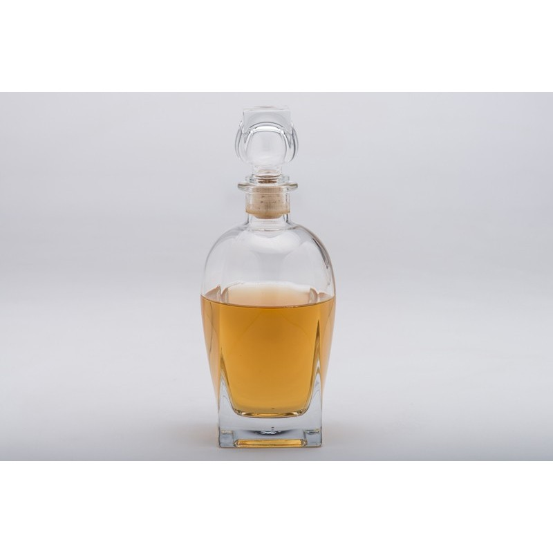 carafe a whisky rossini 70 cl avec bouchon vinolem. Black Bedroom Furniture Sets. Home Design Ideas
