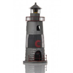 Lighthouse Metal Bottle Holder Ludi-Vin
