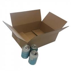 Panier passoire rectD rouge - plastique alimentaire