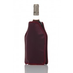 Cooler Sleeve  Burgundy Ludi-Vin
