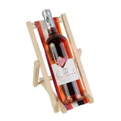 Deck chair bottle holder - Transat