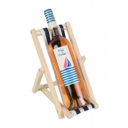 Deck chair bottle holder - Marina
