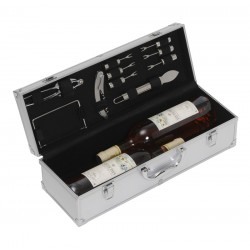 Seafood Aluminum Gift Box with 10 accessories for 2 B