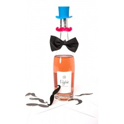 Top Hat Bottle Stopper Assorted Colors
