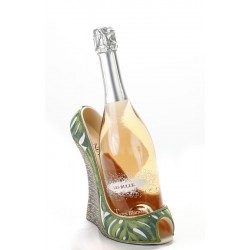 Tropic Shoe Wine Bottle Holder Ludi-Vin