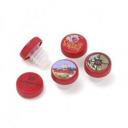 Package of 50 Slow Flow Stoppers  Red