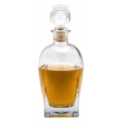 Rossini Whisky Decanter 70cl with Stopper