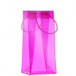 Sac a glacons Ice bag 4 faces roses