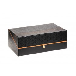 Coffret rectangle Savoureux dimD 330x210x120 mm MM