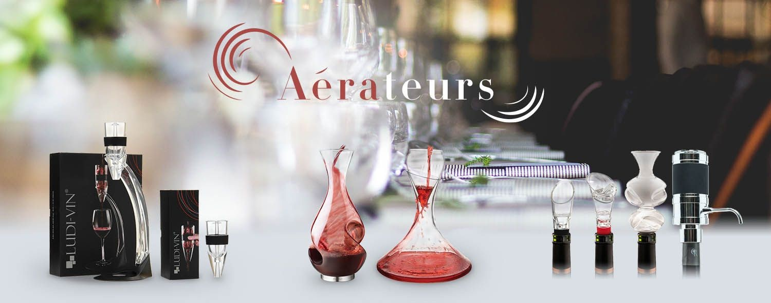 SELECTION AERATEURS