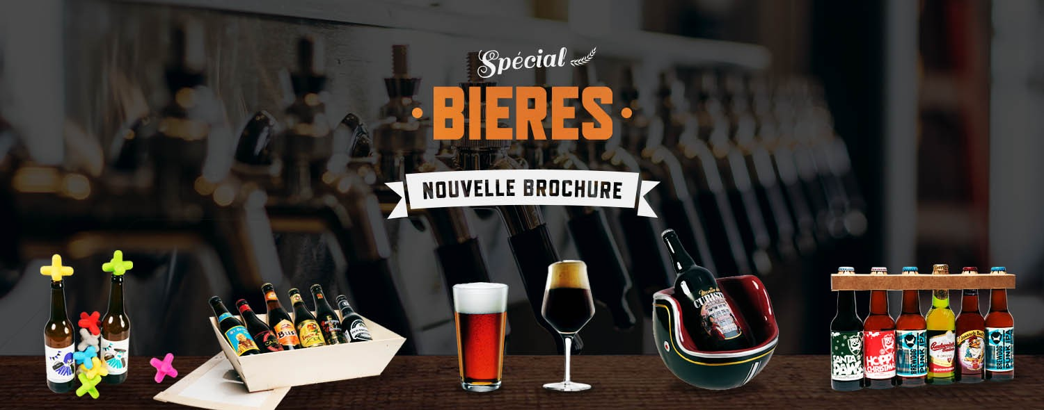CATALOGUE BIERES  2018 2019